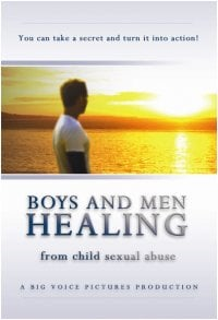 Boys and Men Healing (DVD)