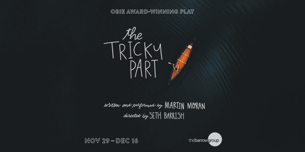 Special Performance of The Tricky Part in NYC Dec. 3